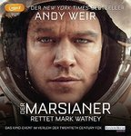 Der Marsianer - rettet Mark Watney - Andy Weir - 2 MP3 CDs