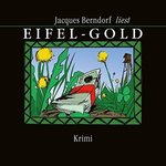 Krimi - Jacques Berndorf - Eifel-Gold - MP3-CD -