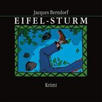Krimi - Jacques Berndorf - Eifel-Sturm - MP3-CD -