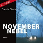 Krimi - Novembernebel - Carola Clasen - MP3-CD (H1149)