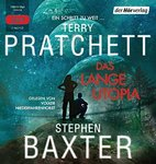 Terry Pratchett - Stephen Baxter - Das Lange Utopia - 2 MP3-CDs - Laufzeit: 13:52 Std.