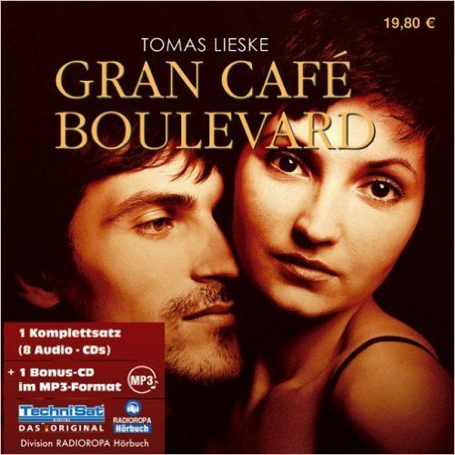 Gran Cafe Boulevard - Tomas Lieske - 1 MP3 CD