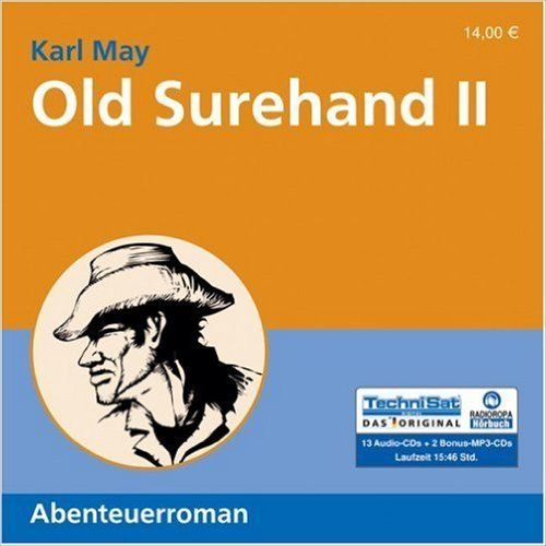 Old Surehand II - Karl May - 2 MP3 CDs
