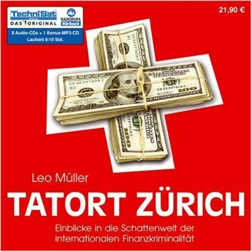 Tatort Zürich - Leo Müller - 1 MP3 CD