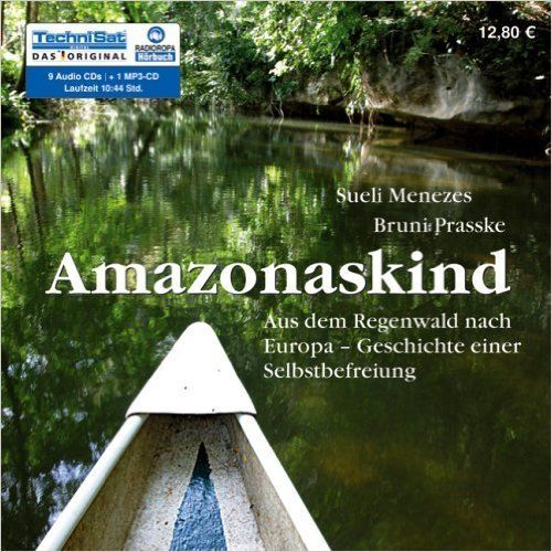 Amazonaskind - Sueli Menezes - 1 MP3 CD