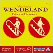 Wendeland - Christa Luft - 1 MP3 CD