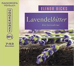 Lavendelbitter - Elinor Bicks - 1 MP3 CD