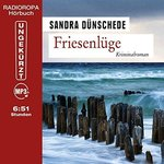 Krimi - Sandra Dünschede - Friesenlüge - MP3-CD