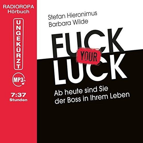 Stefan Hieronimus - Fuck your Luck - MP3-CD
