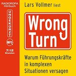 Autorenlesung - Lars Vollmer - Wrong Turn - MP3-CD