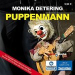 Krimi - Monika Detering - Puppenmann - MP3-CD