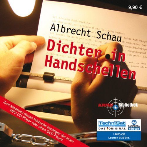 Dichter in Handschellen - MP3-CD