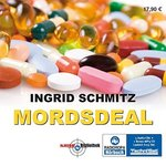Krimi - Ingrid Schmitz - Mordsdeal - MP3-CD