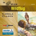 KRIMI - Carola Clasen - Wildflug - MP3-CD