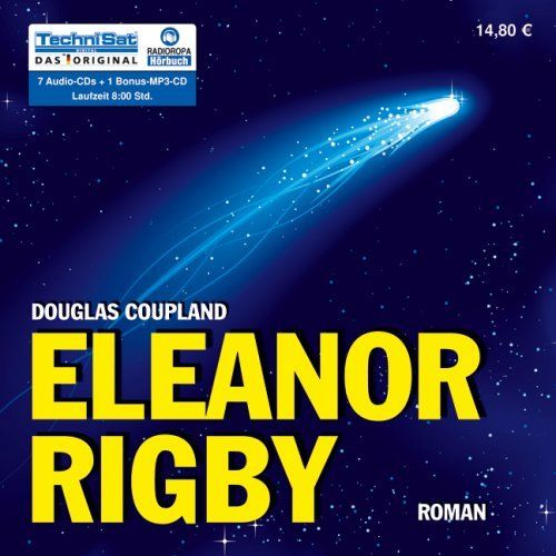 Douglas Coupland - Eleanor Rigby - MP3-CD