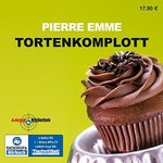 Krimi - Pierre Emme - Tortenkomplott - MP3-CD