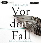 Thriller - Noah Hawley - Vor dem Fall - MP3-CD