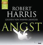Thriller - Robert Harris - Angst - MP3-CD - Laufzeit: 6:53 Std.